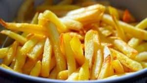 Pommes aus dem Airfryer sind der Klassiker
